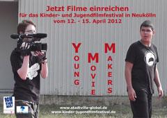 2012  YMM-Filmfestival & Talentcampus